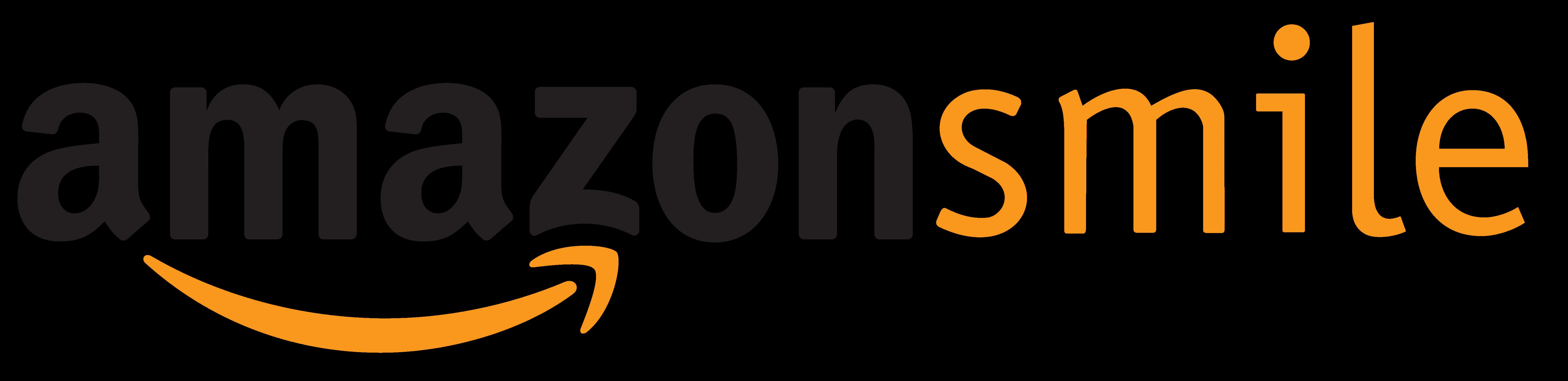 amazon smile link logo